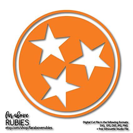 Amazon.com: Pene State of Tennessee TN Tristar Tristar Pride.