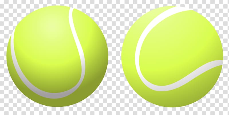 Two tennis ball illustration, Tennis ball , Tennis Ball.