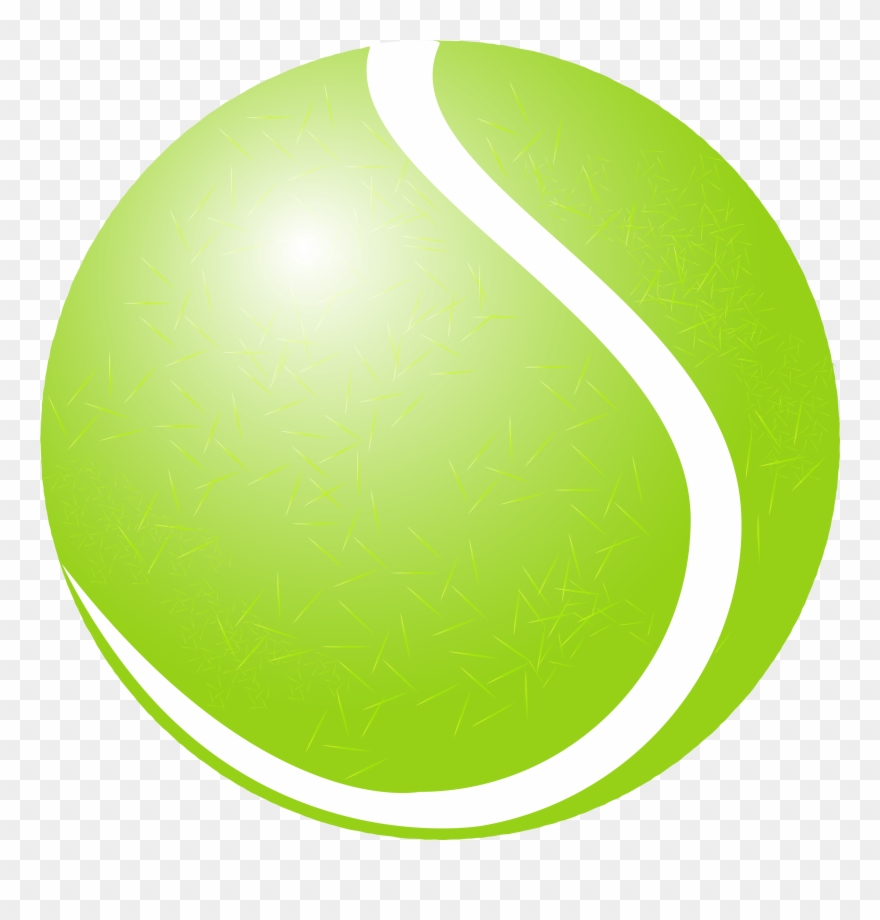 Tennis Ball Clipart Web.