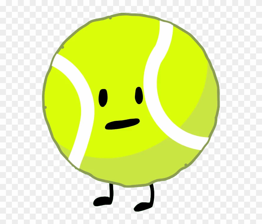 Tennis Ball In Bfb 11.
