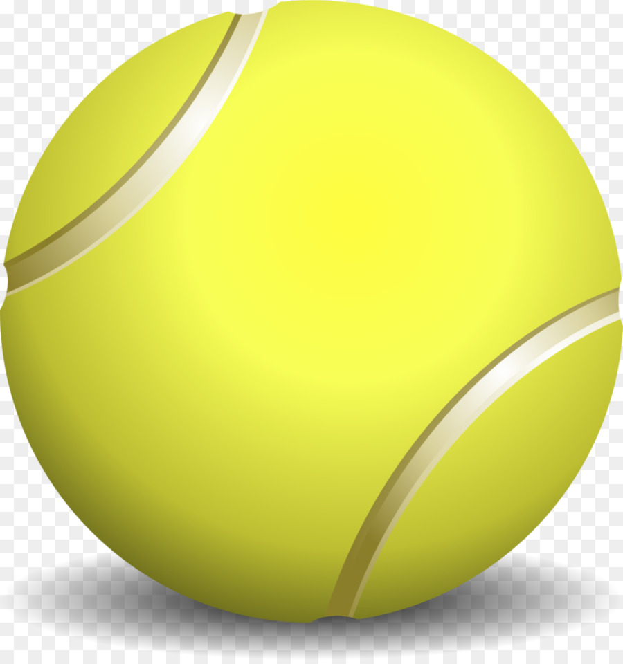 Tennis Ball png download.