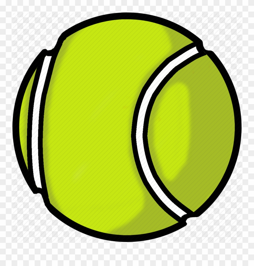 Tennis Ball Png.