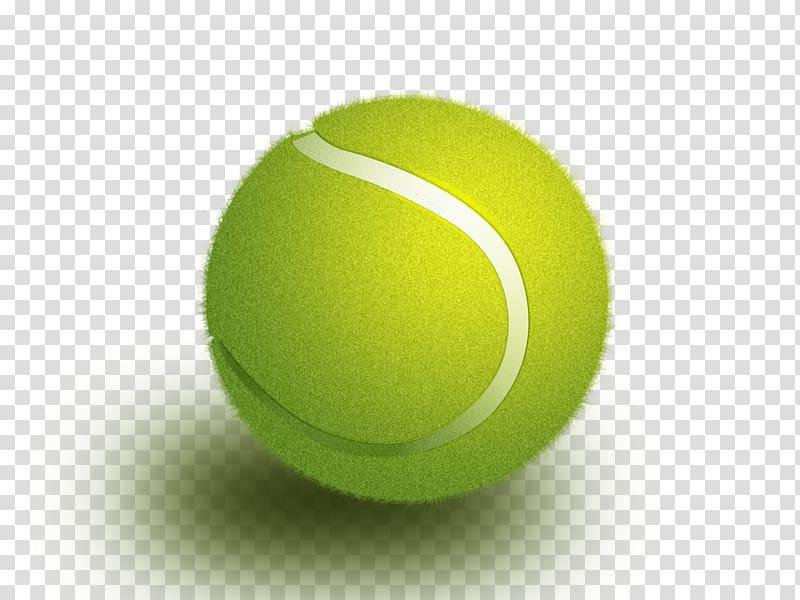 Tennis ball on blue surface, Tennis ball Green, Creative.