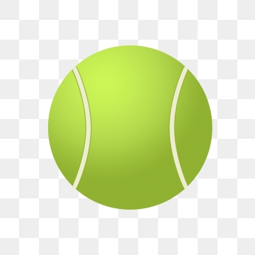 Tennis Ball PNG Images.