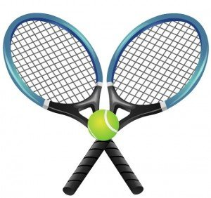 Tennis Clip Art Border Free.