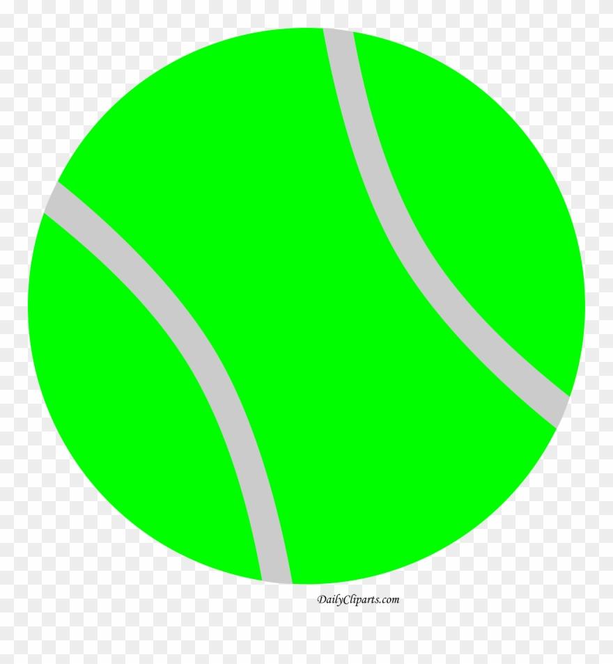 Tennis Clipart Border.