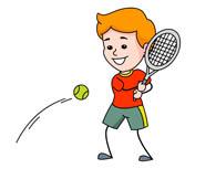 Tenis Clipart.