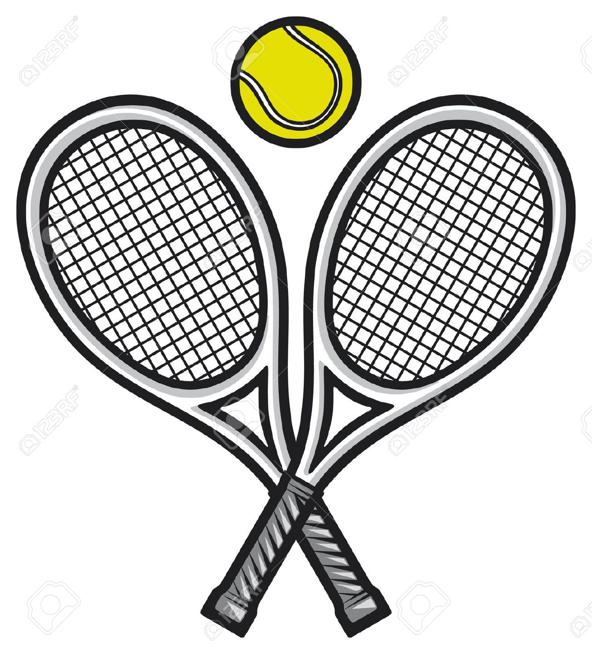 Free Tennis Clipart Pictures.