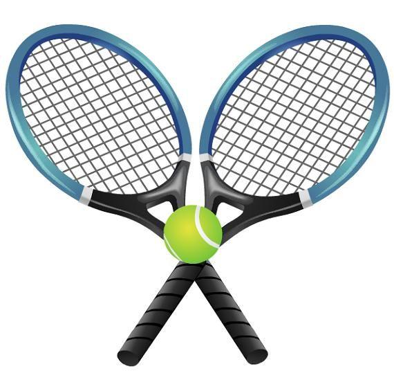 Tennis Clipart.