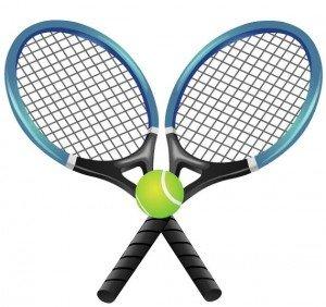 Free Tennis Clipart.