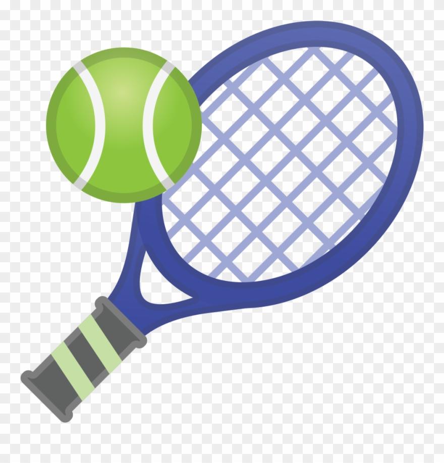 Emoji Clipart Tennis.