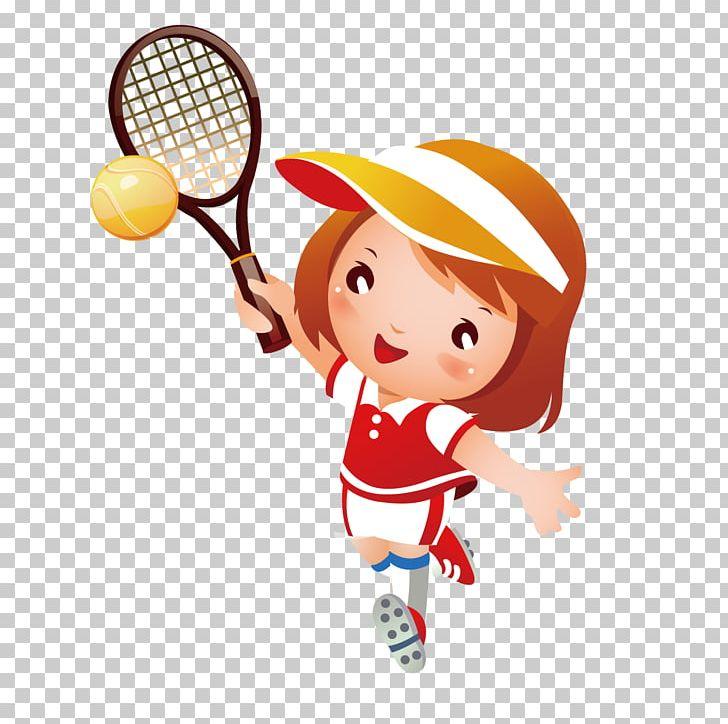 Tennis Girl PNG, Clipart, Anime Girl, Are, Baseball Vector.