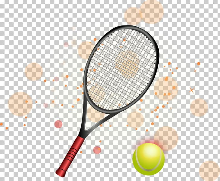 Racket Tennis Euclidean PNG, Clipart, Badminton Racket.