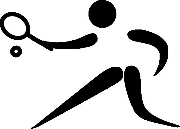 Olympic Tennis Logo Clip Art at Clker.com.