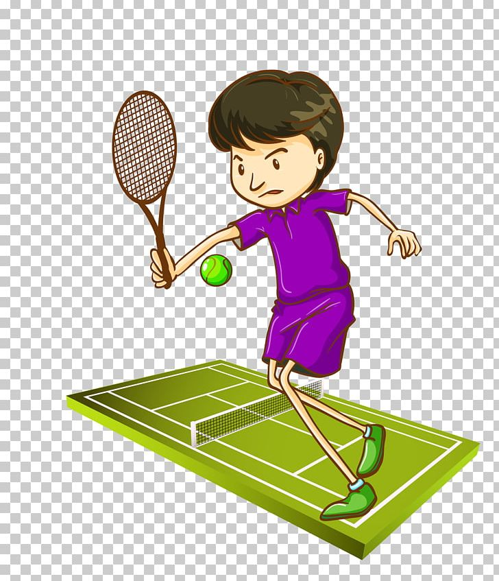 Tennis Girl Tennis Centre Tennis Ball PNG, Clipart, Boy.