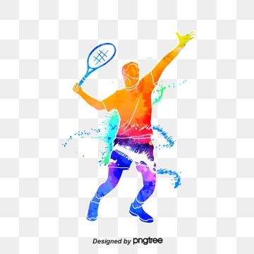 Tennis Player PNG Images.
