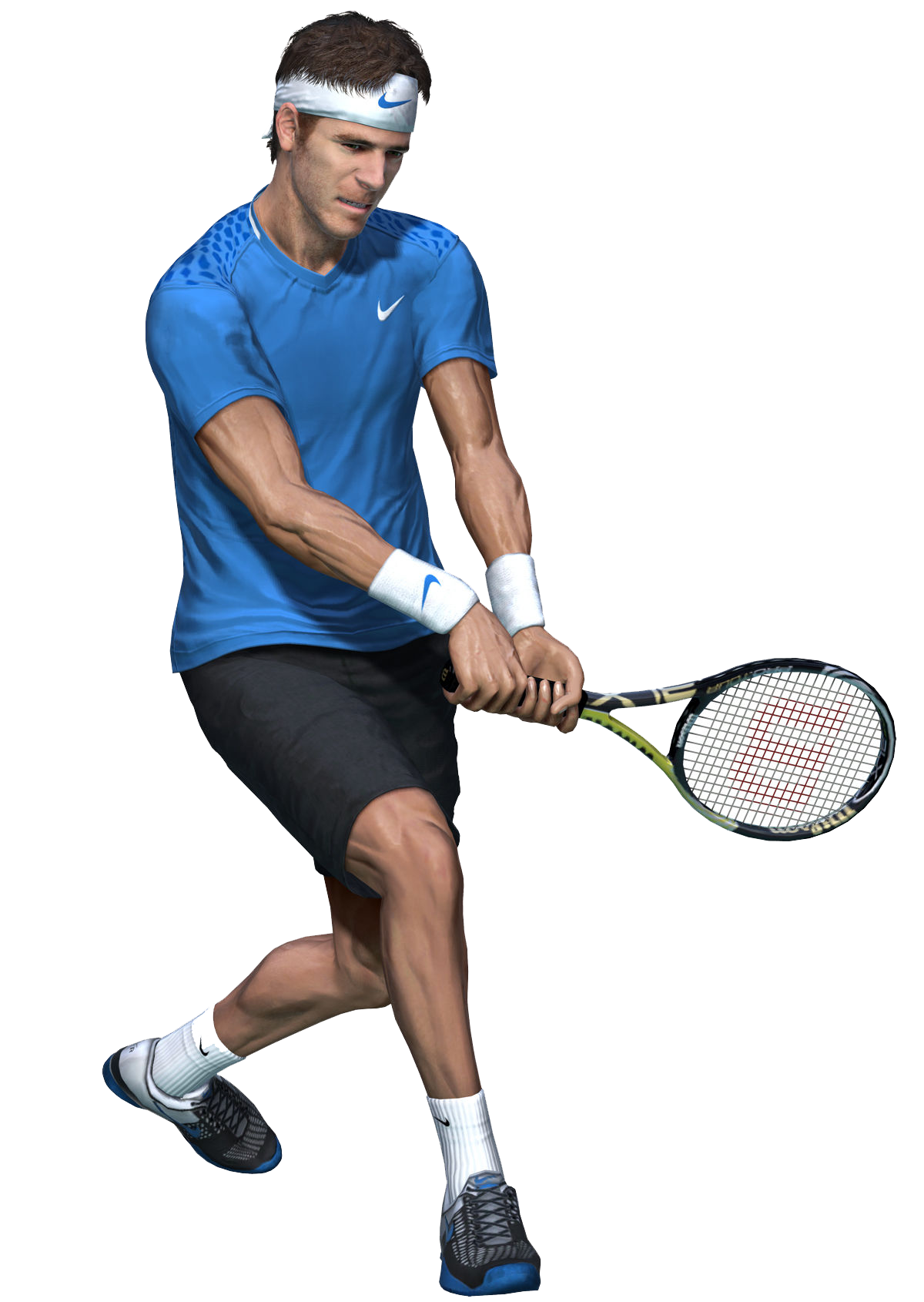 Tennis player man PNG image Tennis player man PNG image.