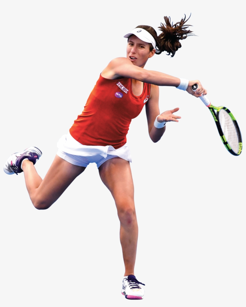 Tennis Woman Player Png.