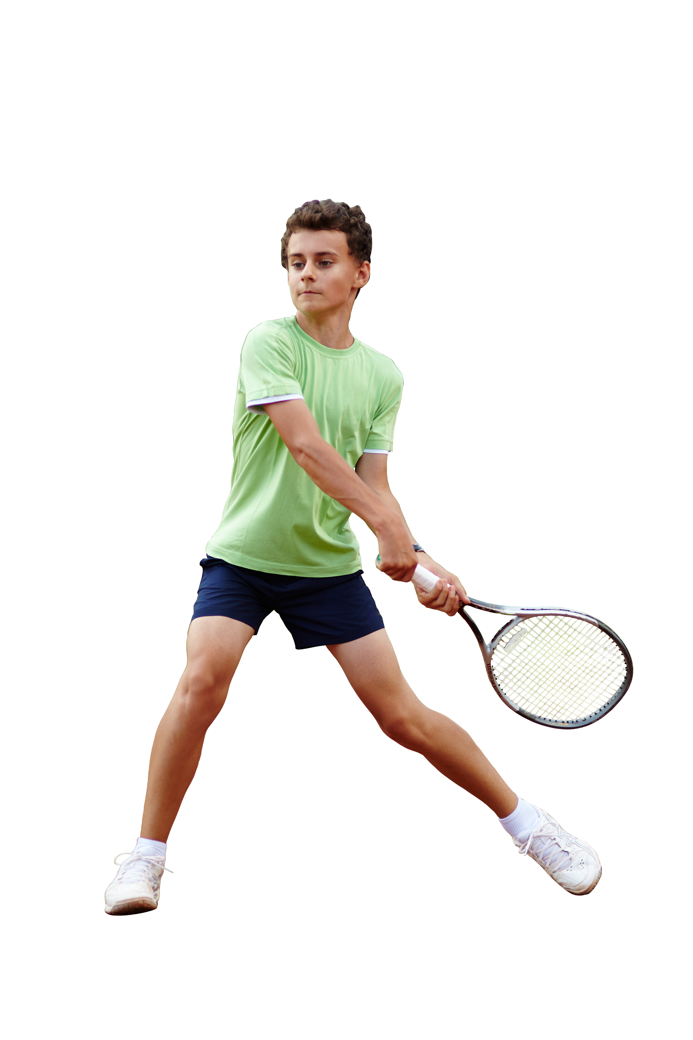 Tennis Player PNG Image.