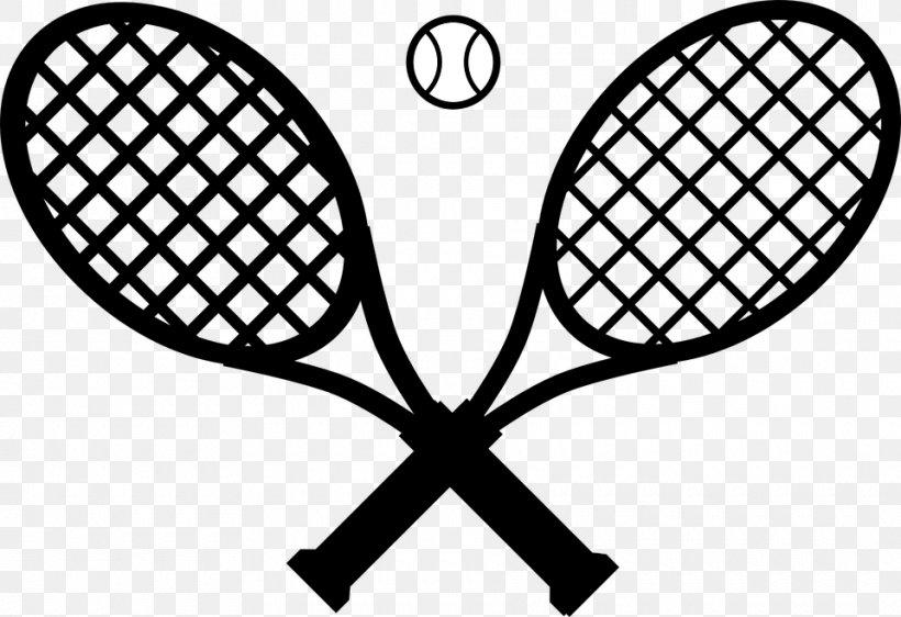 Racket Tennis Ball Clip Art, PNG, 960x658px, Racket, Area.