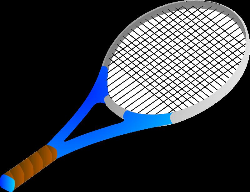 Free Clipart: Tennis racket.