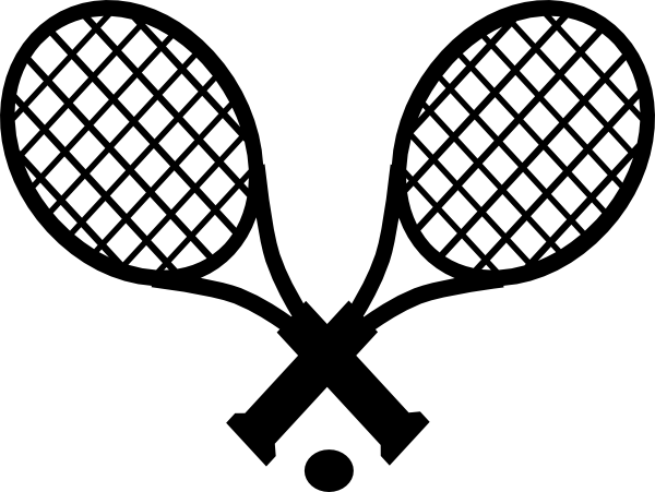 Tennis Rackets Clip Art at Clker.com.