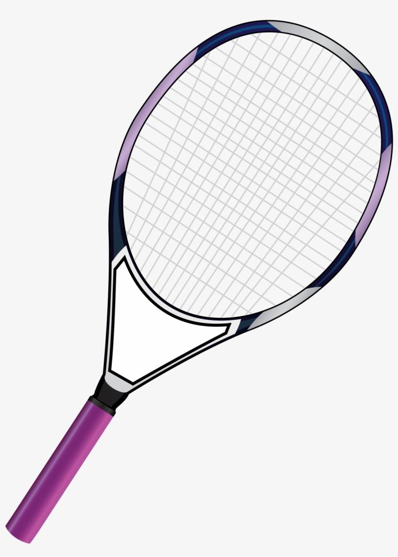 Rocket Clipart Tennis.