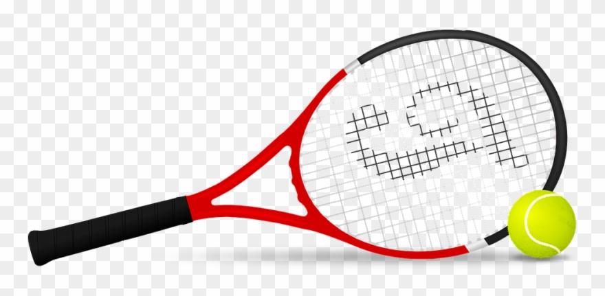 Clipart Tennis Racquet.