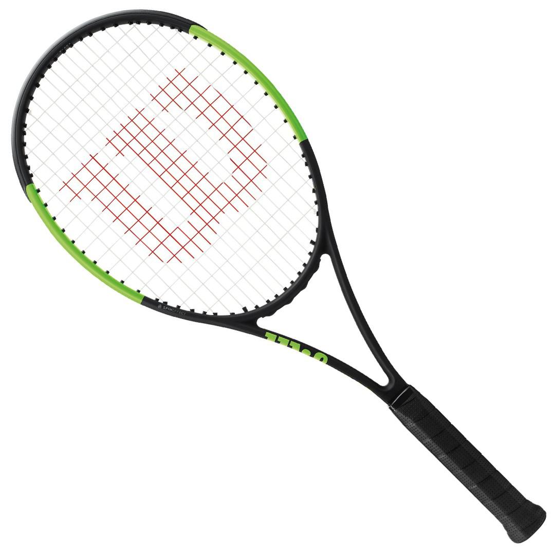 Tennis Racket PNG Transparent Image.