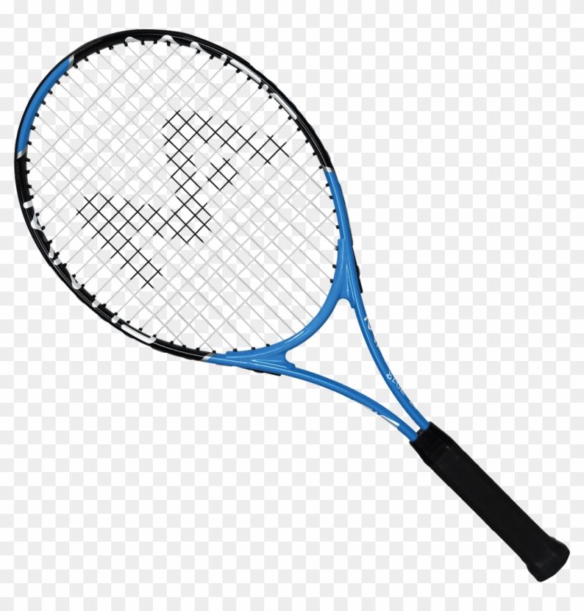 Mantis Alloy Tennis Racket.