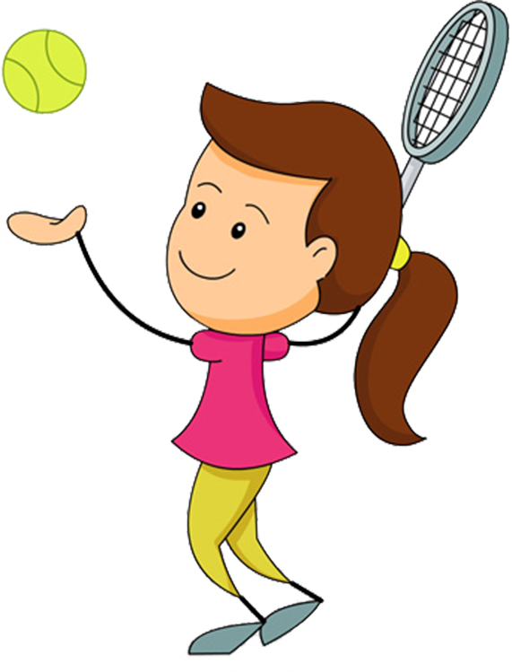 Tennis Player Clipart at GetDrawings.com.