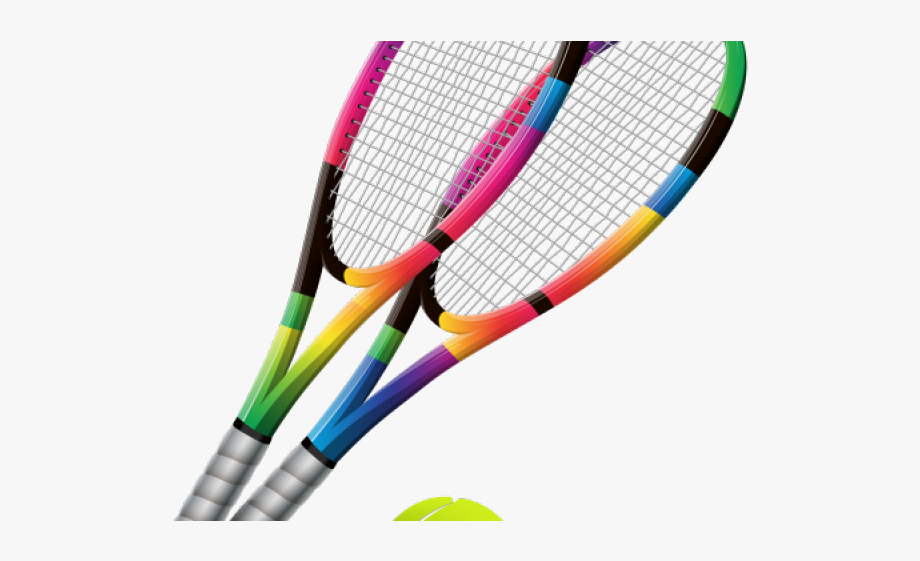 Tennis Ball Clipart Tennis Bat.