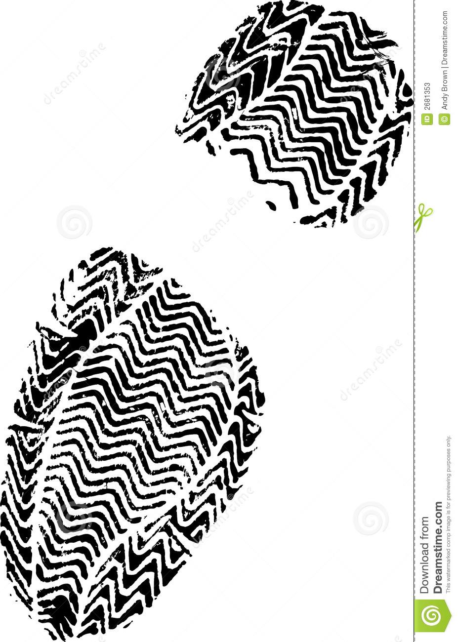 14 Tennis Shoe Print Vector Images.