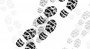 Image result for tennis shoe print.