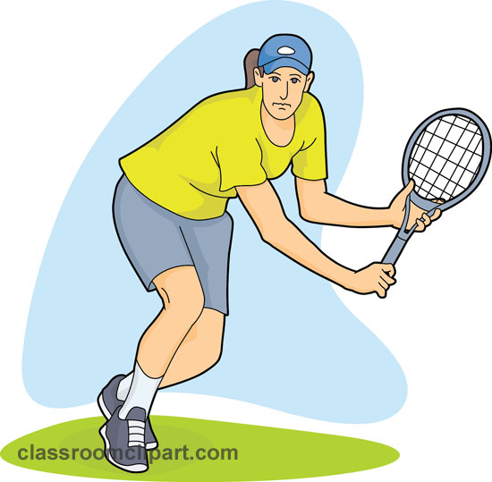Free sports tennis clipart clip art pictures graphics 2.
