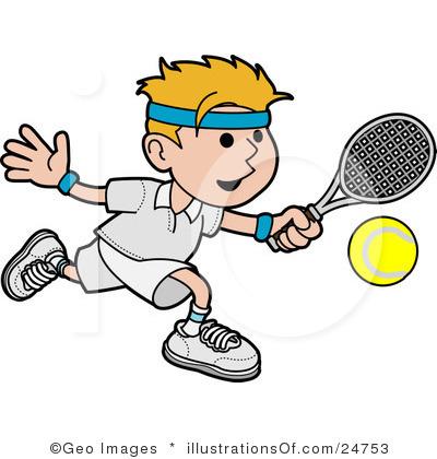 Tennis Free Clipart.