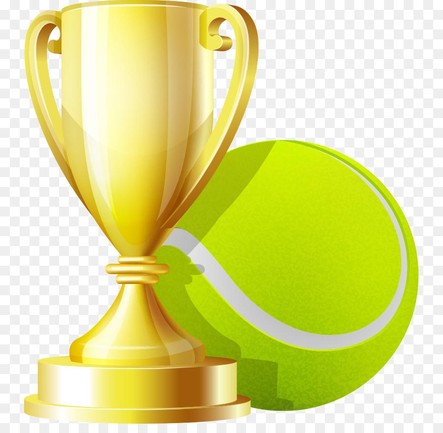 Collection Trophy Clipart of Images Tennis Ball.