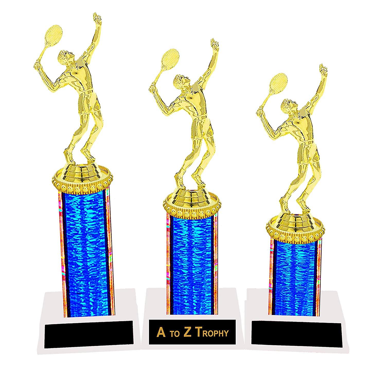 Amazon.com : Trophies Tennis Trophy 1st 2nd 3rd Place.