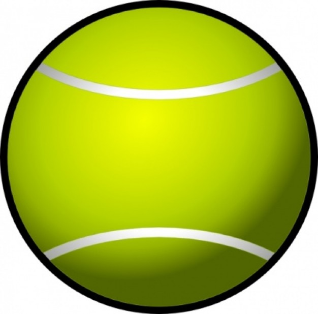 Free Tennis Ball Pictures, Download Free Clip Art, Free Clip.