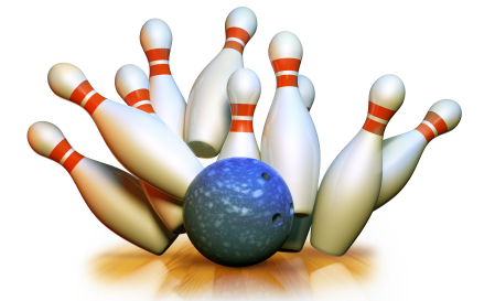 Free Printable Ten Pin Bowling Party Invitations Scandal Rumor.