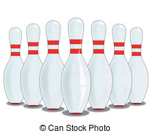 Ten pins Clipart Vector and Illustration. 1,377 Ten pins clip art.
