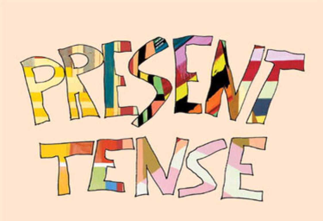 Present Tense Clipart.