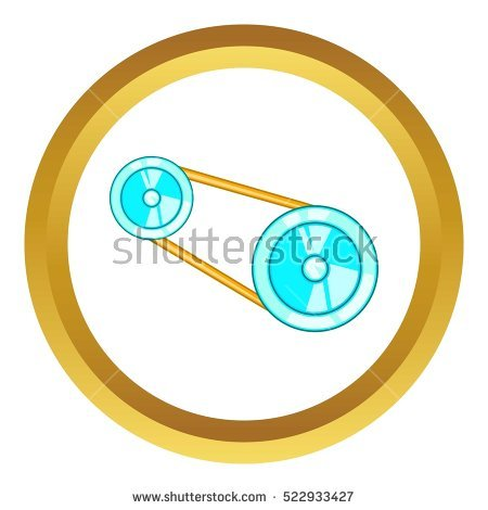 Tensioner Pulley Stock Photos, Royalty.