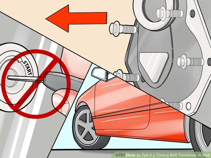 How to Tell if a Timing Belt Tensioner Is Bad: 6 Steps.