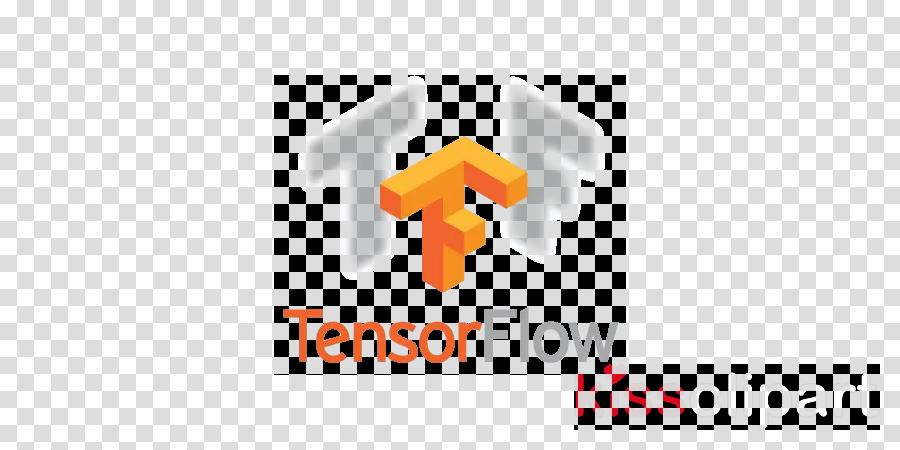 Tensorflow Logo clipart.