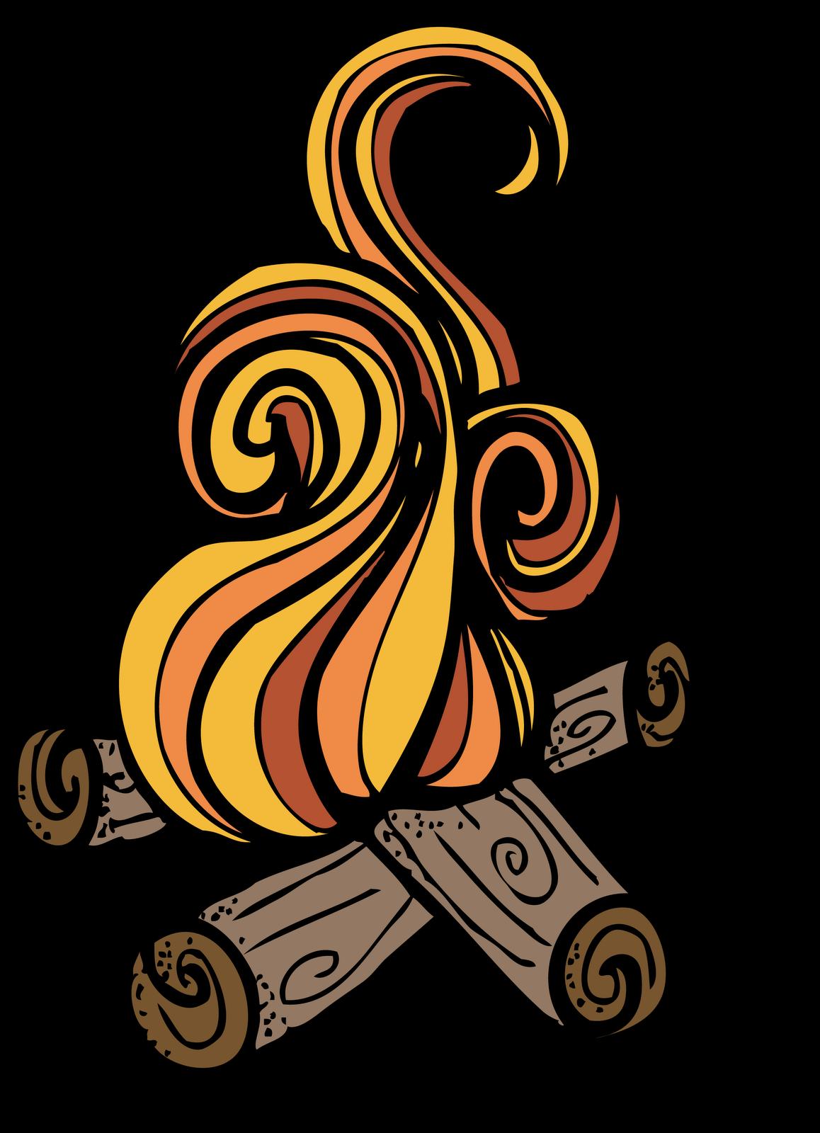 Best Campfire Clipart #7397.