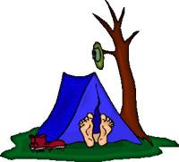Free Camping Gifs.