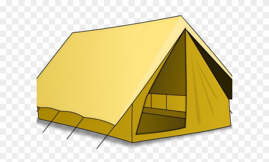 Tent Clipart Camp Tent.