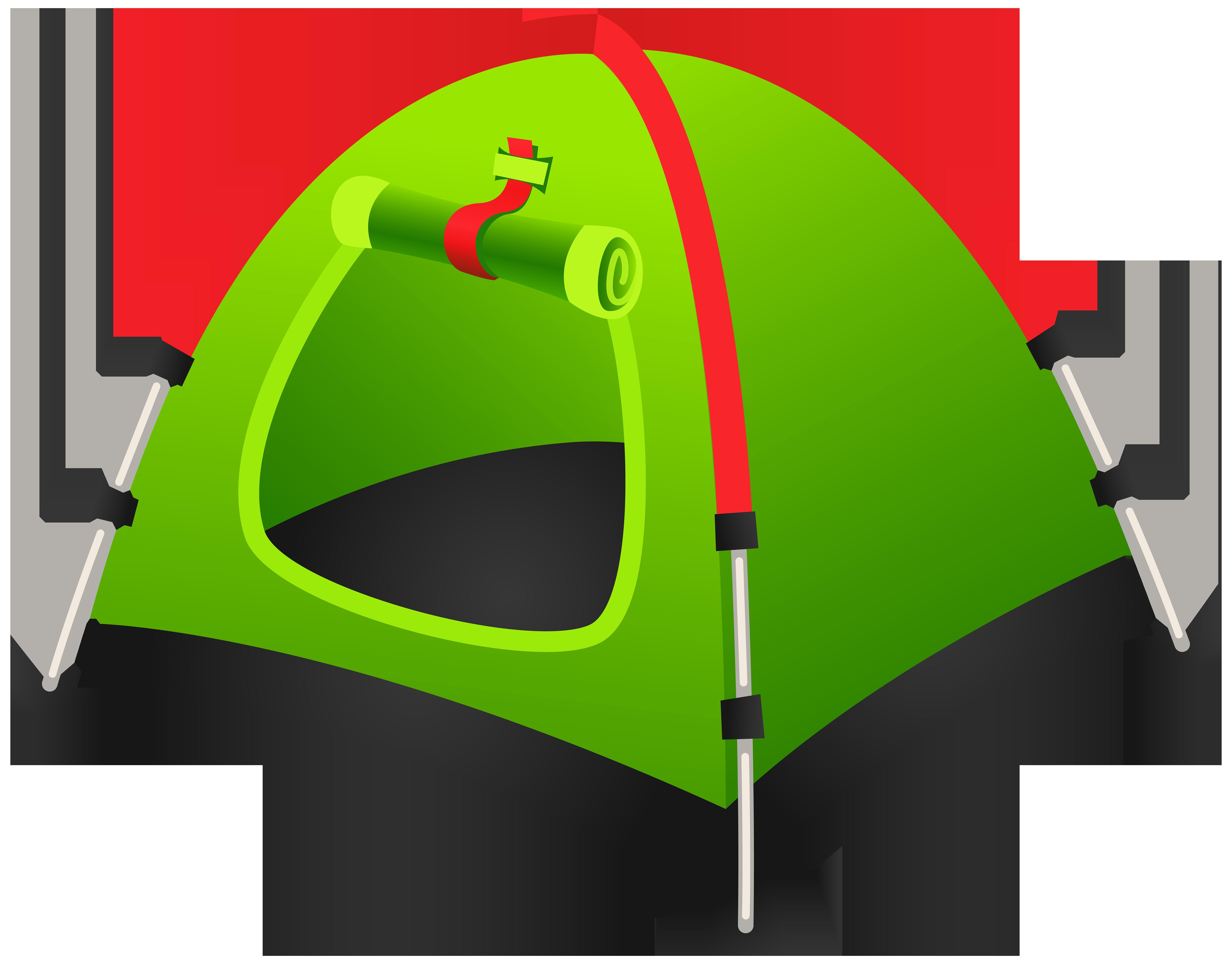 Tent Clipart.
