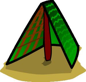Tent clip art at vector clip art free.